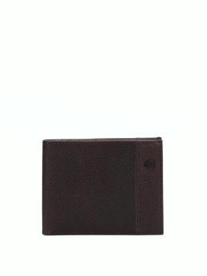 PIQUADRO: portafogli - Portafoglio in pelle pregiata