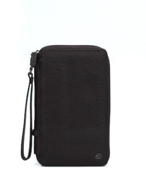 PIQUADRO: portafogli - Portadocumenti con portafoglio