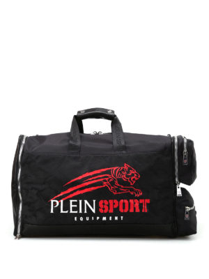 Plein Sport: sport bags - California sport medium bag