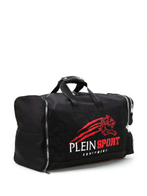 Plein Sport: sport bags online - California sport medium bag
