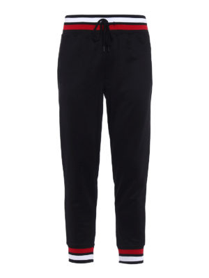 Plein Sport: tracksuit bottoms - Dominic tracksuit bottoms