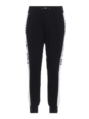 PLEIN SPORT: pantaloni sport - Pantaloni della tuta Thunder