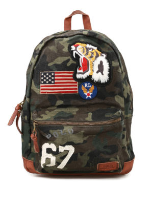 Polo Ralph Lauren: backpacks - Lionhead Dome backpack