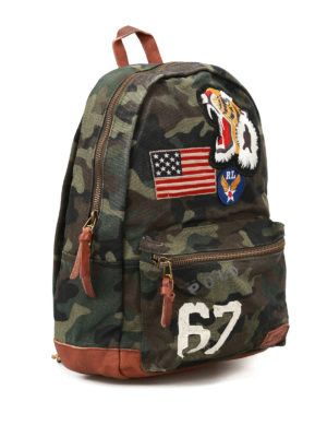 Polo Ralph Lauren: backpacks online - Lionhead Dome backpack