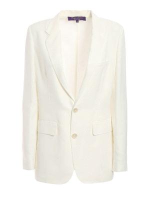 Polo Ralph Lauren: blazers - Unstructured blazer