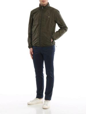 Polo Ralph Lauren: casual jackets online - Wind proof nylon jacket