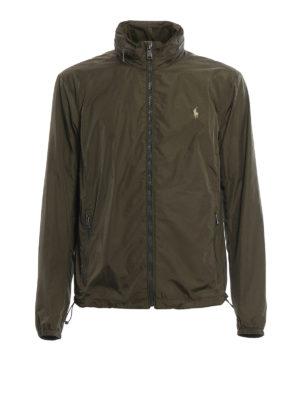 Polo Ralph Lauren: casual jackets - Wind proof nylon jacket