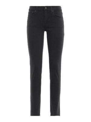 POLO RALPH LAUREN: pantaloni casual - Pantaloni skinny The Tompkins grigio scuro