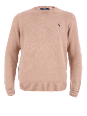 Polo Ralph Lauren: crew necks - Cotton crew neck sweater