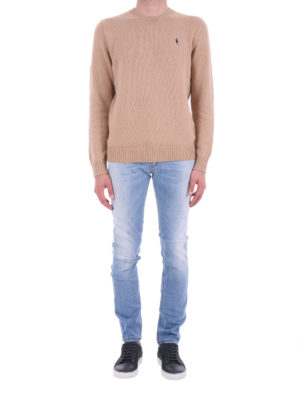 Polo Ralph Lauren: crew necks online - Cotton crew neck sweater