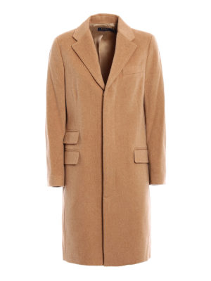 Polo Ralph Lauren: knee length coats - Wool and cashmere coat