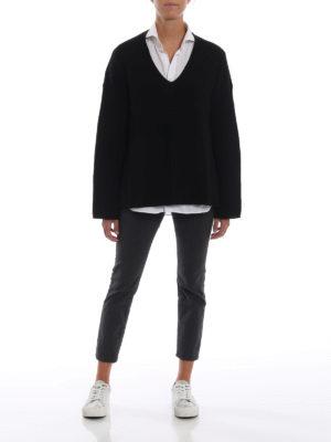 POLO RALPH LAUREN: pantaloni casual online - Pantaloni skinny The Tompkins grigio scuro