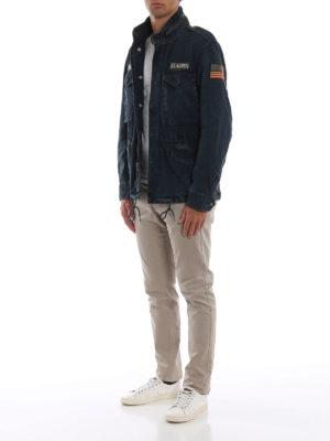 POLO RALPH LAUREN: giacche denim online - Giacca di jeans stile cacciatora