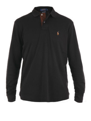 Polo Ralph Lauren: polo shirts - Cotton classic fit polo shirt