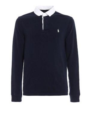Polo Ralph Lauren: polo shirts - Iconic Rugby cotton polo shirt