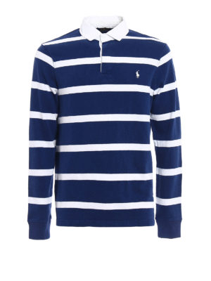 Polo Ralph Lauren: polo shirts - Iconic Rugby striped polo shirt