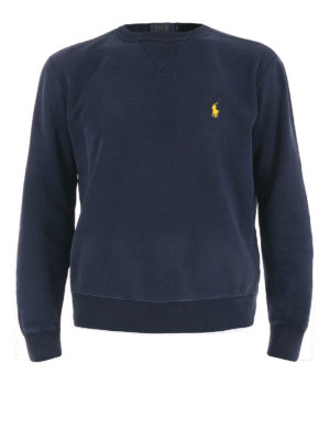 Polo Ralph Lauren: Sweatshirts & Sweaters - Cotton crew neck sweatshirt