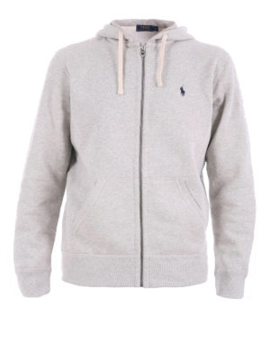 Polo Ralph Lauren: Sweatshirts & Sweaters - Cotton zipped sweatshirt