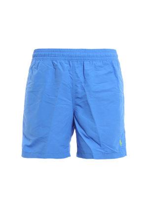 Polo Ralph Lauren: Swim shorts & swimming trunks - Logo swim shorts