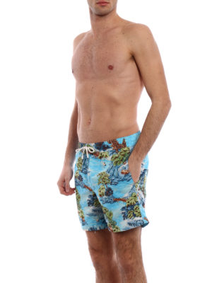Polo Ralph Lauren: Swim shorts & swimming trunks online - Traveler swim shorts