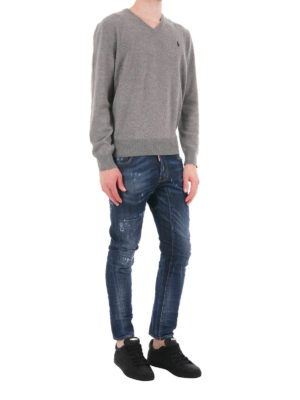 Polo Ralph Lauren: v necks online - Wool V-neck sweater