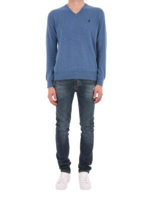 Polo Ralph Lauren: v necks online - Wool V-neck sweater