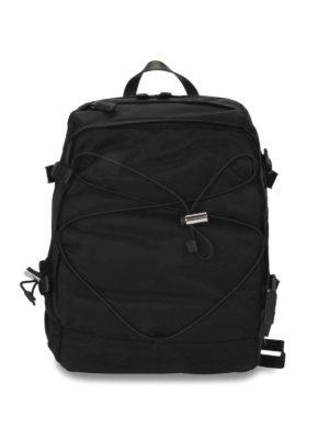 Prada: backpacks - NYLON MOUNTAIN BACKPACK