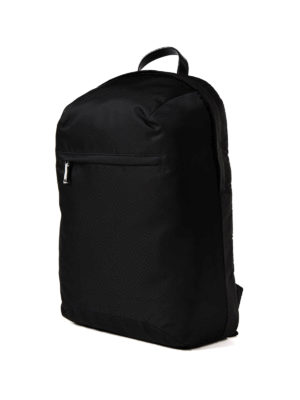 Prada: backpacks online - Black nylon backpack