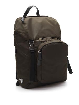 Prada: backpacks online - Fabric backpack