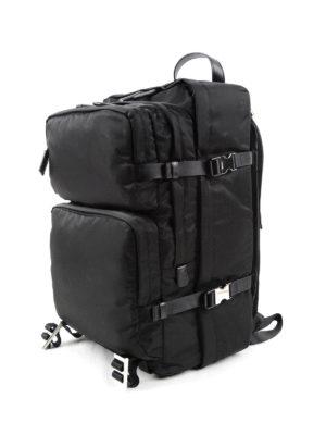Prada: backpacks online - Nylon travel backpack