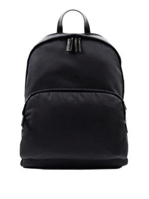 Prada: backpacks - Sporty chic backpack