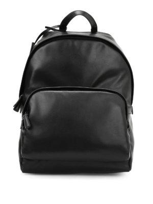 Prada: backpacks - Sporty chic leather backpack