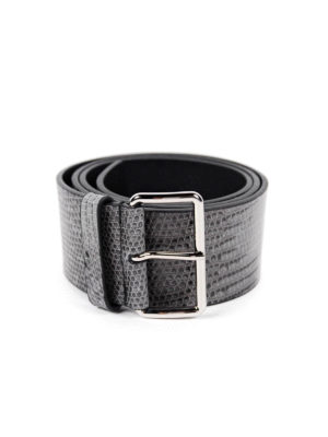 Prada: belts online - Lizard belt