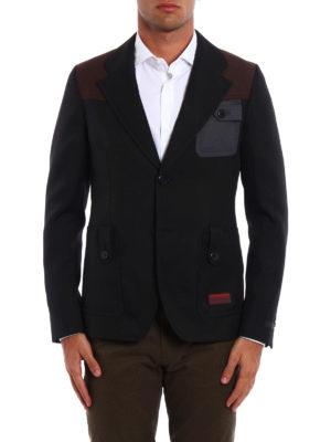 Prada: blazers online - High-tech fabric blazer