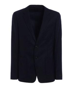 Prada: blazers - Unstructured virgin wool blazer