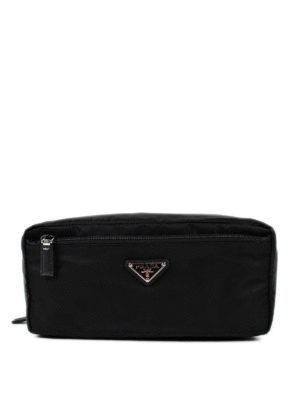 Prada: Cases & Covers - Fabric beauty case