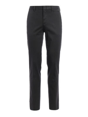 Prada: casual trousers - Cotton chino trousers