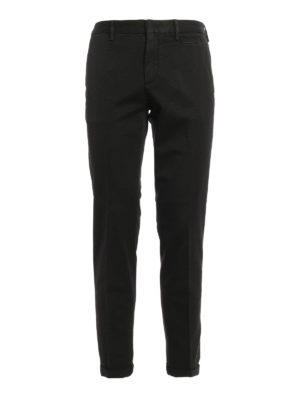 Prada: casual trousers - Drill cotton trousers
