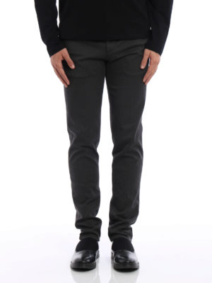 Prada: casual trousers online - Cotton chino trousers
