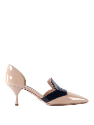 3192daa23fe Sur Prada Femme En Acheter Chaussures Ligne wXzaPnx6qd