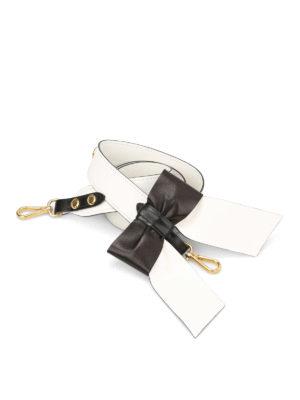 Prada: cross body bags - Bow shoulder strap