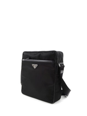 Prada: cross body bags online - Nylon cross body bag