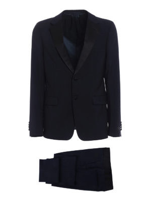 Prada: dinner suits - Wool and mohair tuxedo
