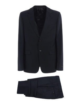 Prada: formal suits - Mohair wool suit