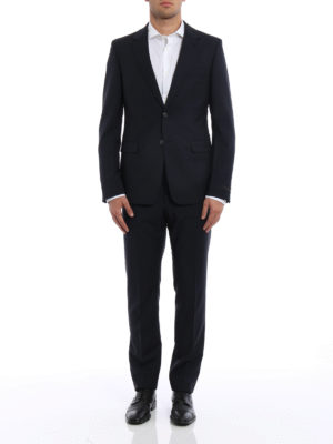 Prada: formal suits online - Mohair wool suit