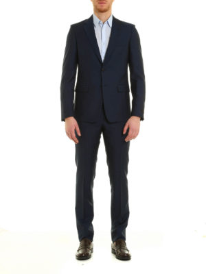 Prada: formal suits online - Wool and mohair formal suit