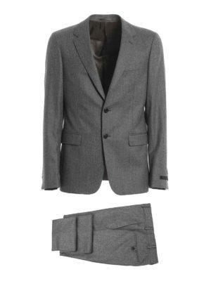 Prada: formal suits - Super 120's wool suit