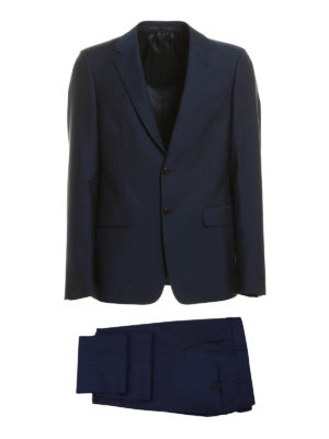Prada: formal suits - Wool and mohair formal suit