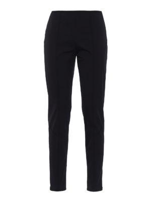 Prada: leggings - Techno stretch leggings