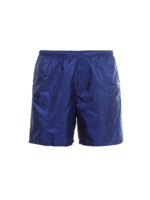 Prada Linea Rossa: Swim shorts & swimming trunks - Lightweight nylon swimm shorts